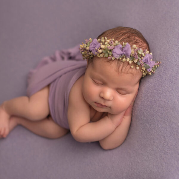 Editing Newborn Photos, for photographer Svetlana Pager