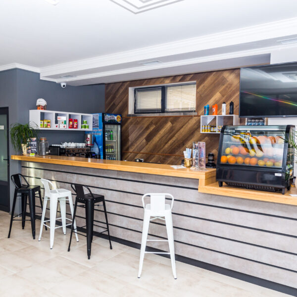 Photography of the interior of cafes, restaurants, coffee houses, hotels, hostels, beauty salons, fitness clubs, gyms (both just interior and during work). Photographer Eremeev Vyacheslav, Color correction Denys Irina